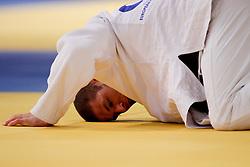 24.04.2010, Ferry Dusika Stadion, Wien, AUT, Judo European Championships, Franz Birkfellner (AUT) vs Elco Van der Geest (BEL), during Judo European Championships 2010, EXPA Pictures 2010, Photographer EXPA/S. Trimmel / SPORTIDA PHOTO AGENCY