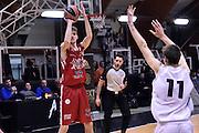 DESCRIZIONE : Roma Adidas Next Generation Tournament 2015 Armani Junior Milano Unipol Banca Bologna<br /> GIOCATORE : Michele D'Ambrosio<br /> CATEGORIA : tiro three points<br /> SQUADRA : Armani Junior Milano<br /> EVENTO : Adidas Next Generation Tournament 2015<br /> GARA : Armani Junior Milano Unipol Banca Bologna<br /> DATA : 29/12/2015<br /> SPORT : Pallacanestro<br /> AUTORE : Agenzia Ciamillo-Castoria/GiulioCiamillo<br /> Galleria : Adidas Next Generation Tournament 2015<br /> Fotonotizia : Roma Adidas Next Generation Tournament 2015 Armani Junior Milano Unipol Banca Bologna<br /> Predefinita :