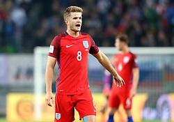 Eric Dier of England - Mandatory by-line: Robbie Stephenson/JMP - 11/10/2016 - FOOTBALL - RSC Stozice - Ljubljana, England - Slovenia v England - World Cup European Qualifier
