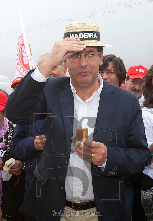 Festa do PS Madeira com Antonio Jose Seguro.Foto Gregorio Cunha