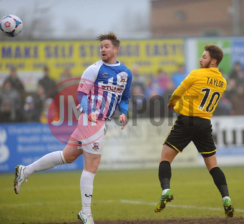 Bristol Rovers' Matty Taylor - Photo mandatory by-line: Neil Brookman/JMP - Mobile: 07966 386802 - 04/01/2015 - SPORT - football - Nuneaton - James Parnell Stadium - Nuneaton Town v Bristol Rovers - Vanarama Conference