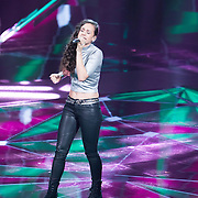 NLD/Hilversum/20151211 - 2e Liveshow The Voice of Holland, TVOH, Neda Boin