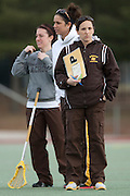 Rowan University  Women's Lacrosse Assistant Coaches with head coach Lindsay Delaney(R).