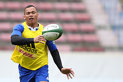 Godlen Masimla during Western Province training session held at Newlands Rugby Stadium in Cape Town, South Africa on 15th September 2016.<br /> <br /> Photo by Shaun Roy/Real Time Images
