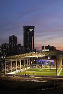 Centro deportivo en la ciudad de Panama. ©Francisco Barsallo/ Istmophoto/Latincontent/Gettyimages
