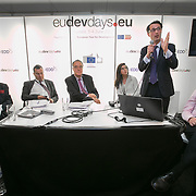 04 June 2015 - Belgium - Brussels - European Development Days - EDD - Growth -  Business and human rights - Two innovative tools for compliance and reporting © European Union