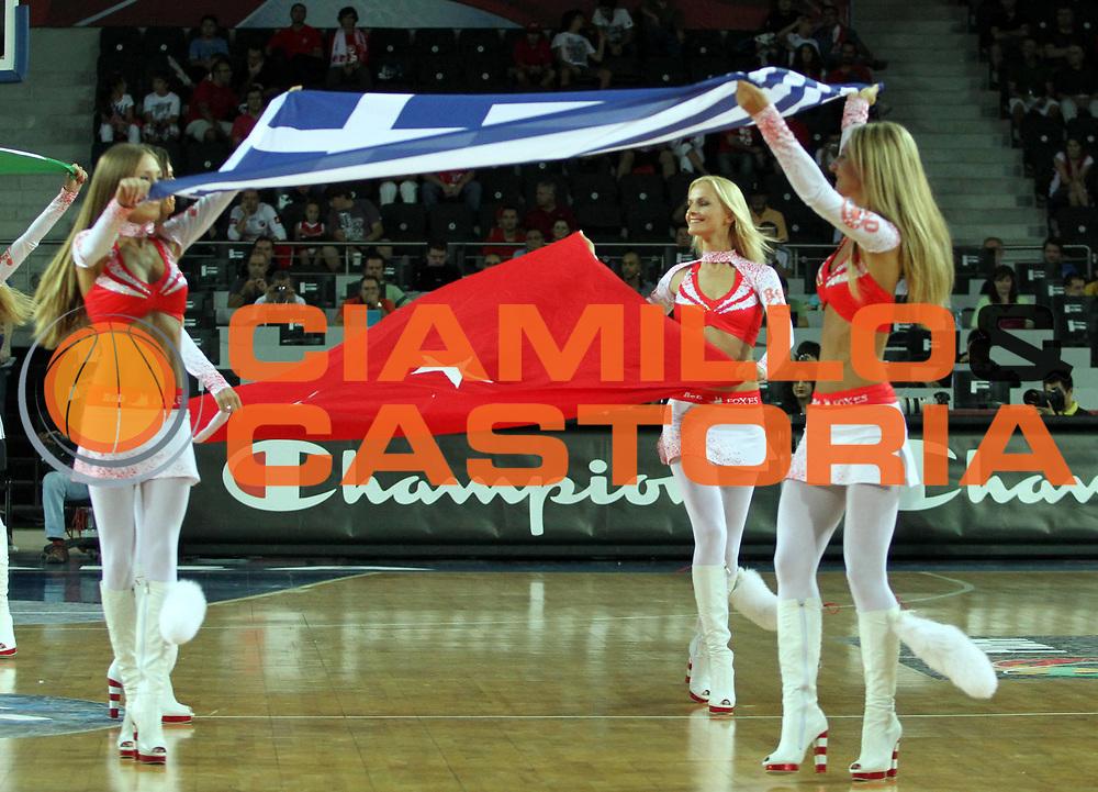 DESCRIZIONE : Ankara Turchia Turkey Men World Championship 2010 Campionati Mondiali Cote d'Ivoire Greece<br /> GIOCATORE : Cheerleaders<br /> SQUADRA : <br /> EVENTO : Ankara Turchia Turkey Men World Championship 2010 Campionato Mondiale 2010<br /> GARA : Cote d'Ivoire Greece Costa d'Avorio Grecia<br /> DATA : 01/09/2010<br /> CATEGORIA : cheerleaders<br /> SPORT : Pallacanestro <br /> AUTORE : Agenzia Ciamillo-Castoria/A.Vlachos<br /> Galleria : Turkey World Championship 2010<br /> Fotonotizia : Ankara Turchia Turkey Men World Championship 2010 Campionati Mondiali Cote d'Ivoire Greece<br /> Predefinita :