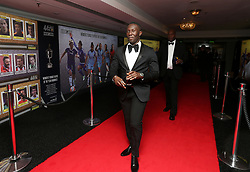 Guests arriving for the Professional Footballers' Association Awards 2017 at the Grosvenor House Hotel, London