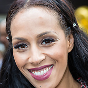 NLD/Amsterdam/20150602 - Talkies Terras award 2016, Glennis Grace