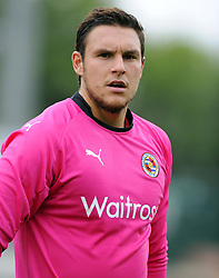 Reading's Alex McCarthy - Photo mandatory by-line: Joe Meredith/JMP - Mobile: 07966 386802 19/07/2014 - SPORT - FOOTBALL - Yeovil - Huish Park - Yeovil Town v Reading