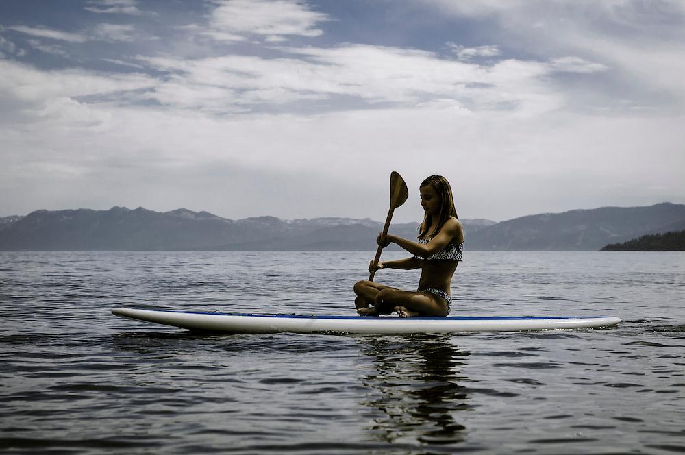Samantha. Lake Tahoe, CA