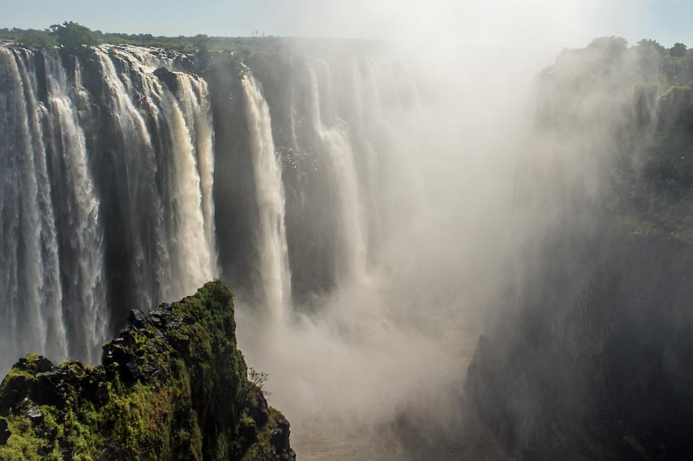 Victoria Falls, Zimbabwe - Victoria Falls Waterfall