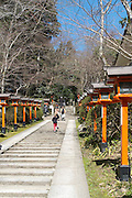 Kibune Shrine, Sakyō-ku, Kyoto, Japan