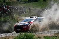 MOTORSPORT - WRC 2011 - RALLYE ITALIA SARDEGNA - OLBIA (ITA) - 05/05 TO 08/05/2011 - PHOTO : BASTIEN BAUDIN / DPPI 11 PETTER SOLBERG (NOR) / CHRIS PATTERSON (GBR) - CITROËN DS3 WRC - PETTER SOLBERG WRT - ACTION