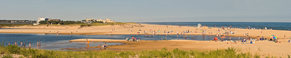 New York, Water Mill, Flying Point Beach, South Fork, Long Island