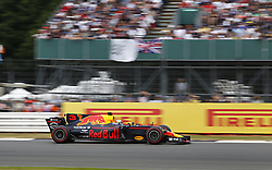 July 16, 2017 - Silverstone, Great Britain - Motorsports: FIA Formula One World Championship 2017, Grand Prix of Great Britain, .#3 Daniel Ricciardo (AUS, Red Bull Racing) (Credit Image: © Hoch Zwei via ZUMA Wire)