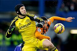 - Photo mandatory by-line: Rogan Thomson/JMP - 07966 386802 - 13/12/2014 - SPORT - FOOTBALL - London, England - Stamford Bridge - Chelsea v Hull City - Barclays Premier League.