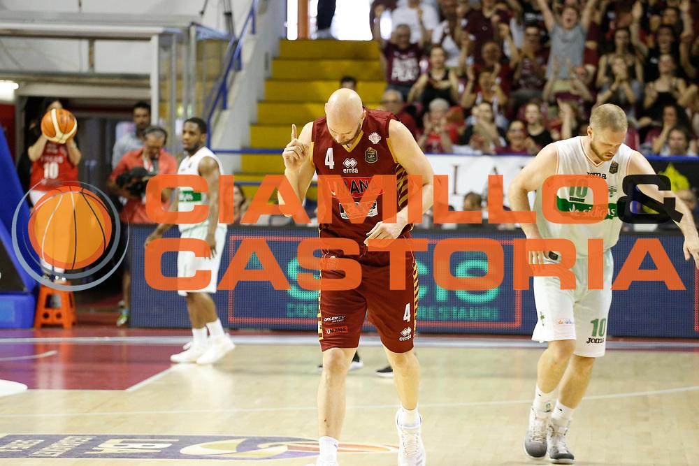 Hrvoje Peric<br /> Umana Reyer Venezia - Sidigas Scandone Avellino<br /> Lega Basket Serie A 2016/17 Semifinali Gara 05<br /> Venezia, 03/06/2017<br /> Foto Ciamillo-Castoria / M. Brondi