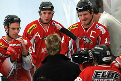 Team Austria (R captain Heimo Lindner) at in-line tournament Horjul Hockey Cup 2009 between National teams of Slovenia and Austria, on May 31, 2009, in Sportni park Horjul, Slovenia. (Photo by Vid Ponikvar / Sportida)
