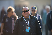 October 27-29, 2017: Mexican Grand Prix. Sergio Perez's dad