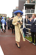 the Countess of Halifax. Royal Ascot Race meeting Ascot at York. Wednesday, 15 June 2005. ONE TIME USE ONLY - DO NOT ARCHIVE  © Copyright Photograph by Dafydd Jones 66 Stockwell Park Rd. London SW9 0DA Tel 020 7733 0108 www.dafjones.com