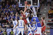 DESCRIZIONE : Eurocup 2015-2016 Last 32 Group N Dinamo Banco di Sardegna Sassari - Cai Zaragoza<br /> GIOCATORE : Henk Norel Jarvis Varnado<br /> CATEGORIA : Schiacciata Controcampo Stoppata Difesa<br /> SQUADRA : Dinamo Banco di Sardegna Sassari<br /> EVENTO : Eurocup 2015-2016<br /> GARA : Dinamo Banco di Sardegna Sassari - Cai Zaragoza<br /> DATA : 27/01/2016<br /> SPORT : Pallacanestro <br /> AUTORE : Agenzia Ciamillo-Castoria/L.Canu
