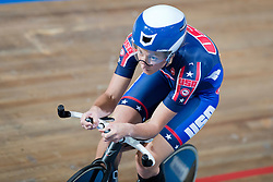 WHITMORE CARDENAS Jamie, USA, Individual Pursuit, 2015 UCI Para-Cycling Track World Championships, Apeldoorn, Netherlands