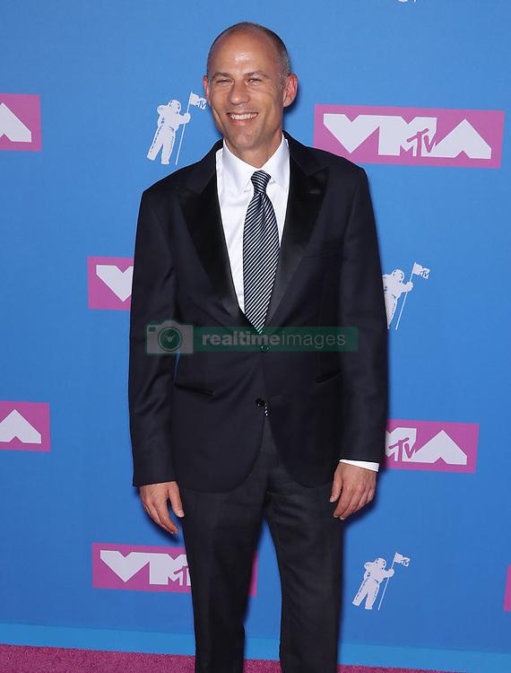 August 21, 2018 - New York City, New York, USA - 8/20/18.Michael Avenatti at the 2018 MTV Video Music Awards held at Radio City Music Hall in New York City..(NYC) (Credit Image: © Starmax/Newscom via ZUMA Press)