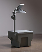 Projector, Styrofoam, 46 inches H x 24 inces W x 20 inches D