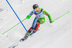 57# Rupnik Matevz from Slovenia during the slalom of National Championship of Slovenia 2019, on March 24, 2019, on Krvavec, Slovenia. Photo by Urban Meglic / Sportida