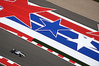 Felipe Massa (BRA) Williams FW36.<br /> United States Grand Prix, Saturday 1st November 2014. Circuit of the Americas, Austin, Texas, USA.