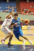 Torneo World Basketball Challenge 2002 Italia-Turchia<br /> marco mordente