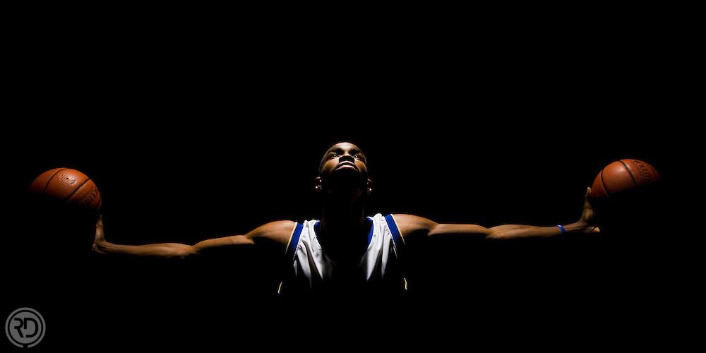 Brandon Paul - Basketball Player<br /> For ESPN RISE Magazine.