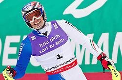 19.02.2011, Gudiberg, Garmisch Partenkirchen, GER, FIS Alpin Ski WM 2011, GAP, Herren, Slalom, im Bild // during Men's Slalom Fis Alpine Ski World Championships in Garmisch Partenkirchen, Germany on 20/2/2011. EXPA Pictures © 2011, PhotoCredit: EXPA/ J. Groder