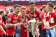 Barnsley v Millwall - League 1 Play Off Final - 29/05/2016