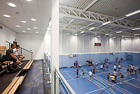 Canterbury Christchurch University Sports Hall, Hazle McCormac Young Architects