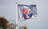 BLOEMENDAAL - vlag Bloemendaal . hockey hoofdklasse dames Bloemendaal-Den Bosch (0-6) . COPYRIGHT KOEN SUYK