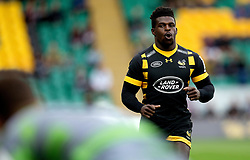 Christian Wade of Wasps - Mandatory by-line: Robbie Stephenson/JMP - 28/07/2017 - RUGBY - Franklin's Gardens - Northampton, England - Wasps v Newcastle Falcons - Singha Premiership Rugby 7s