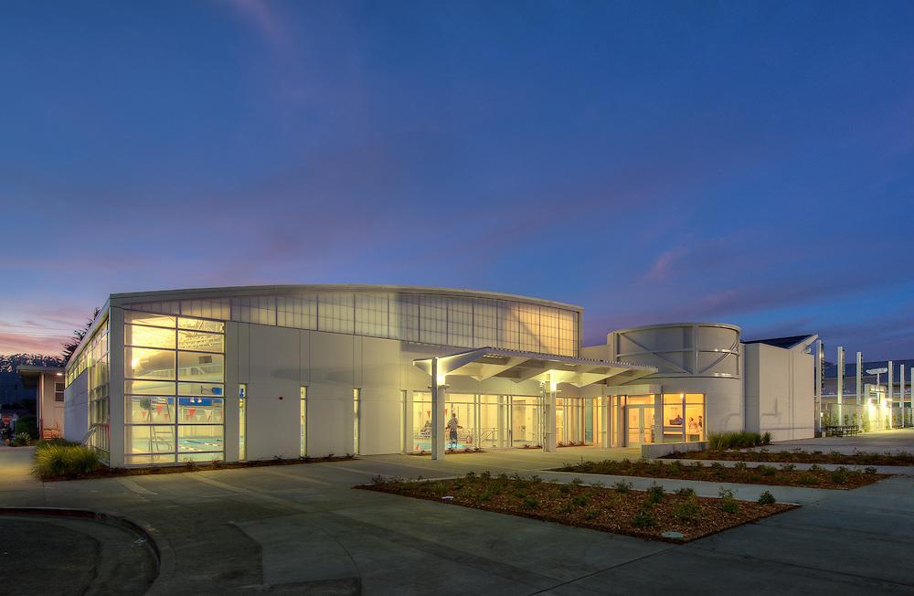 Albany High School Aquatic Center