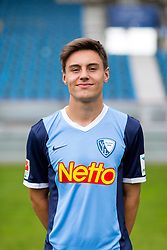 07.07.2015, Rewirpower Stadion, Bochum, GER, 2. FBL, VfL Bochum, Fototermin, im Bild Tom Baack (Bochum) // during the official Team and Portrait Photoshoot of German 2nd Bundesliga Club VfL Bochum at the Rewirpower Stadion in Bochum, Germany on 2015/07/07. EXPA Pictures &copy; 2015, PhotoCredit: EXPA/ Eibner-Pressefoto/ Hommes<br /> <br /> *****ATTENTION - OUT of GER*****
