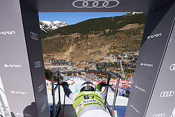 March 15, 2019 - Andorra - Anton TREMMEL before to start the Alpine Team's race, Audi Fis Alpine Ski World Cup, Finals Round, on March 15, 2019 in Soldeu - El Tarter, Andorra (Credit Image: © AFP7 via ZUMA Wire)