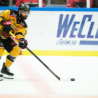 2019-09-21 | Malmö, Sweden: Luleå HF (20) Jack Connolly during the game between Malmö Redhawks and Luleå HF at Malmö Arena ( Photo by: Roger Linde | Swe Press Photo )<br /> <br /> Keywords: Malmö Arena, Malmö, Icehockey, SHL, Malmö Redhawks, Luleå HF, ml190921