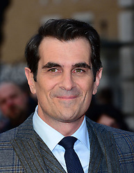 Ty Burrell attends Muppets Most Wanted VIP film screening of sequel to last year's comedy, which sees the return of the Muppets as they embark on a global tour, getting caught up in an international crime caper at Curzon Mayfair, London, United Kingdom. Monday, 24th March 2014. Picture by Nils Jorgensen / i-Images
