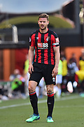 Simon Francis (2) of AFC Bournemouth during the Premier League match between Bournemouth and Swansea City at the Vitality Stadium, Bournemouth, England on 5 May 2018. Picture by Graham Hunt.
