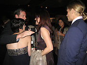 "Selma Blair, Edward Burns, Debra Messing & Selma's boyfriend Matthew Felkner.""Purple Violets"" Premiere Party.2007 Tribeca Film Festival .The Film Lounge at PM Lounge.New York, NY, USA .Monday, April, 30, 2007.Photo By Celebrityvibe.To license this image call (212) 410 5354 or;.Email: celebrityvibe@gmail.com; ."