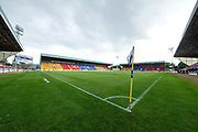 McDiarmid Stadium ahead of the Betfred Scottish Cup match between St Johnstone and Partick Thistle at McDiarmid Stadium, Perth, Scotland on 8 August 2017. Photo by Craig Doyle.