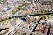 Nederland, Noord-Holland, Gemeente Purmerend, 20-04-2015; Weidevenne,  Vinex-locatie uit 2007.<br /> New quarter, urban expansion of small town near Amsterdam.<br /> luchtfoto (toeslag op standard tarieven);<br /> aerial photo (additional fee required);<br /> copyright foto/photo Siebe Swart