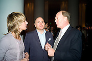 ANNETTE SCHON ; MARK SPIEGLER; NICHOLAS LOGSDAIL,  Welcome Reception hosted by Art Basel Miami Beach. Delano Hote.  *** Local Caption *** -DO NOT ARCHIVE-© Copyright Photograph by Dafydd Jones. 248 Clapham Rd. London SW9 0PZ. Tel 0207 820 0771. www.dafjones.com.