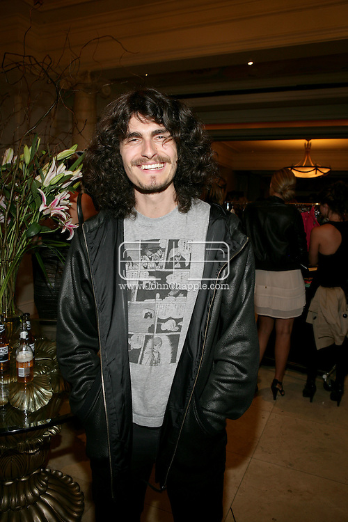 9th February 2009, Beverly Hills, California. Rai Thistlethwaite from Thirsty Merc at Bondi Blonde's Style Mansion International Party, which was hosted by singer Katy Perry. PHOTO © JOHN CHAPPLE / REBEL IMAGES.tel: +1-310-570-910