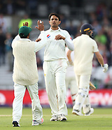 England v Pakistan - Second Investec Test Match - Day Two - 02 June 2018